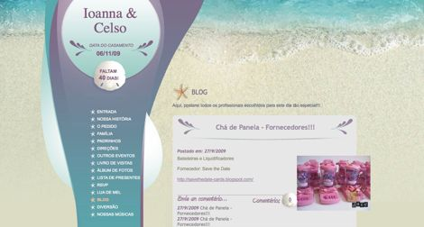 info-ioanna Informações - Chá da Ioanna