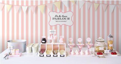diy-ice-cream-parlour-2 Buffet de Sorvete