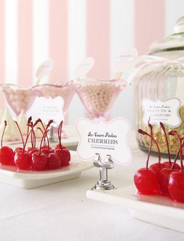 diy-ice-cream-parlour-5 Buffet de Sorvete
