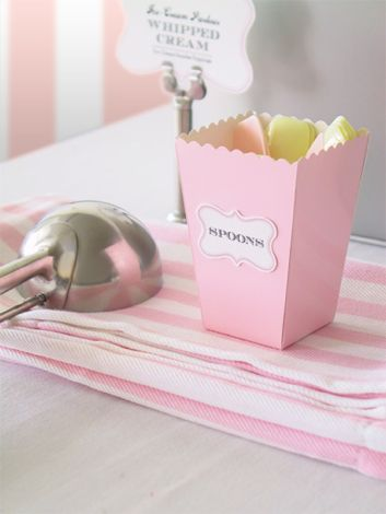 diy-ice-cream-parlour-7 Buffet de Sorvete